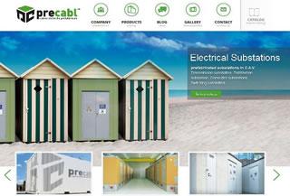 Precabl: Electric Substation