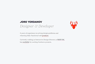 Interactive Designer
