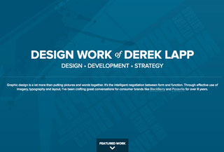Design work of Derek Lapp