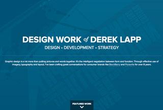 Design work of Derek Lapp