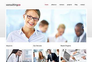 consultingco WP Theme