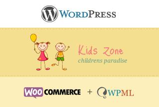 KidsZone premium Theme