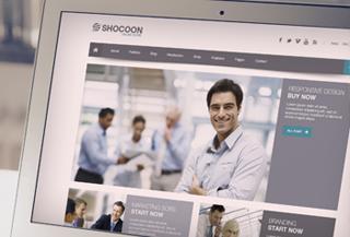 Shocoon Responsive WordPress