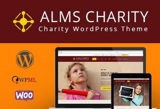Charity Premium Theme