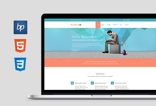 BusinessID - HTML5 Template