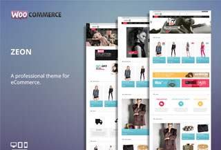 Zeon eCommerce WordPress Theme