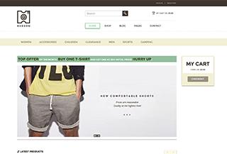 Hudson - WooCommerce Theme