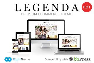 Legenda Premium WP Theme