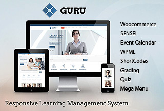 Learning Management Theme