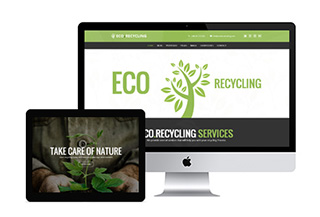 EcoRecycling - ECO Theme