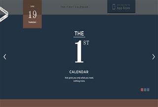 The First Calendar