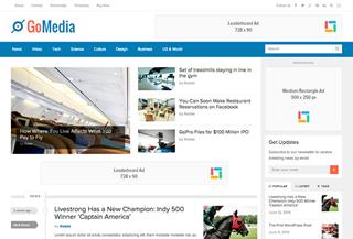GoMedia Premium Theme