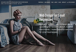 David Mottershead Web Design