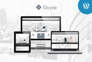 Elvyre Business WP Theme