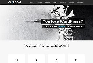 Caboom Premium Theme