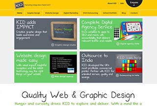 KID Web and Graphic Design