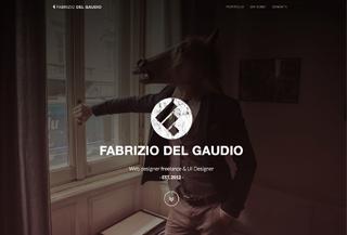 Fabrizio del Gaudio