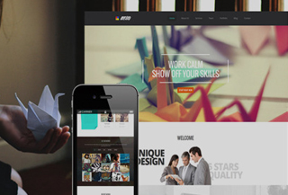 Nexo - One Page HTML