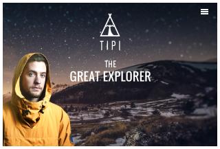 Tipi - WordPress Theme