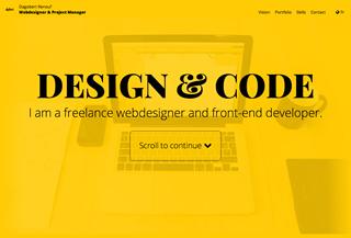 Webdesigner DGBRT