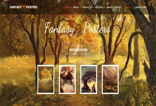 Fantasy Posters PREMIUM THEME