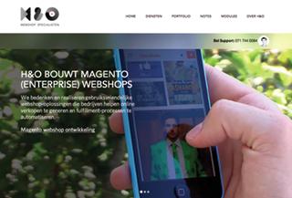 H&O magento webshops