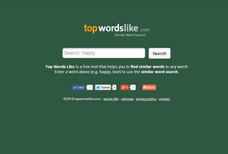 TopWordsLike.com