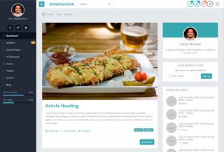 Bonanzooka -Web Admin