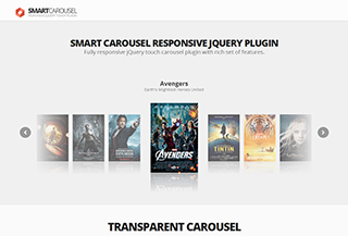 Smart Carousel JQ Plugin