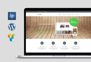 Creatika - WordPress Theme