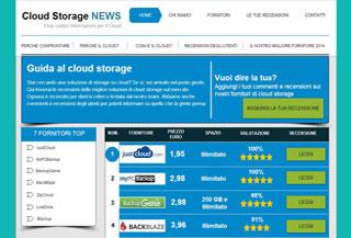 Cloud Storage News