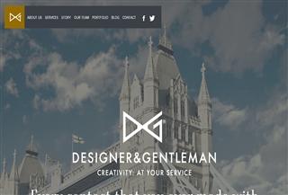 Designer & Gentleman