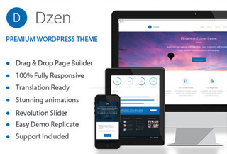 Dzen - Business WP Theme