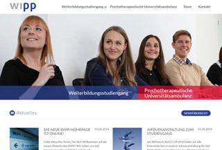 WIPP Studiengang Landau