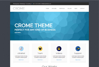 Crome WordPress