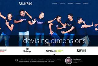 Quintet Solutions