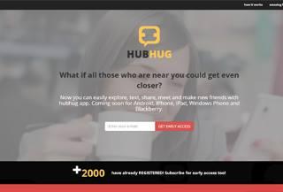The Hubhug App
