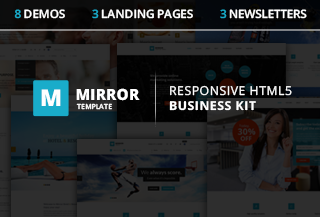 Mirror – HTML5 Business Kit