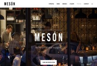 Restaurant Meson