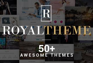 Royal - WordPress ThemeEngine