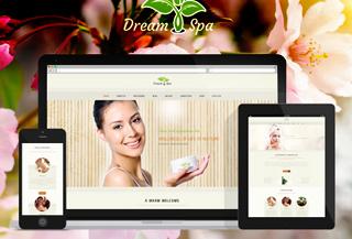 Dream Spa Premium Theme