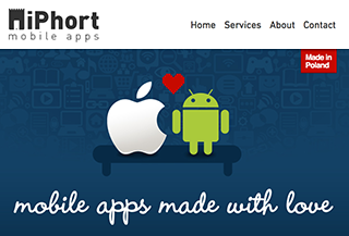 iPhort - Mobile Apps