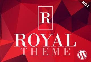Royal - WordPress Theme