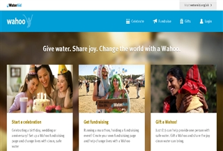 Water Aid UK