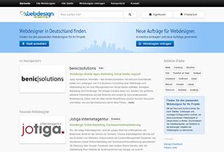 Webdesign Verzeichnis