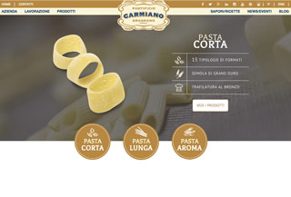 Pastificio Carmiano | Pasta