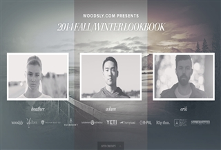 Woodsly Lookbook