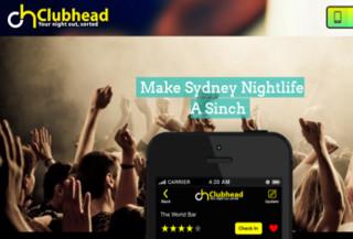 Clubhead