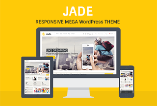 Jade Responsive WordPress