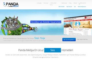 Panda Medya Web Tasarım